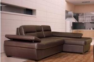 Угловой диван Армона  с оттоманкой - Мебельная фабрика «Darna-a», г. Ульяновск