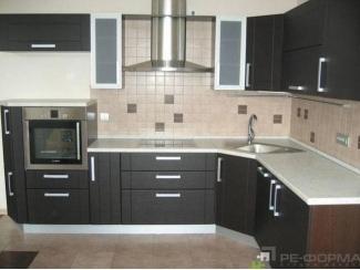 Угловая кухня Модерн 004 - Изготовление мебели на заказ «Ре-Форма»
