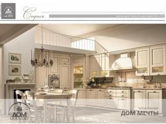 Угловая кухня София - Мебельная фабрика «Дом мечты»