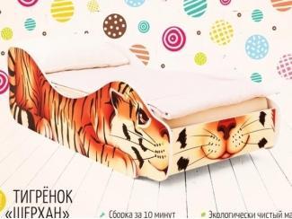 Кровать детская Тигрёнок Шерхан - Мебельная фабрика «Бельмарко»