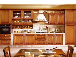 Кухонный гарнитур прямой SORRENTO