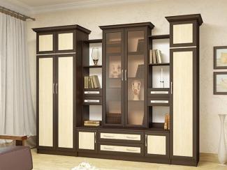 Гостиная стенка Престиж Комплект 1 - Мебельная фабрика «PDM-мебель»