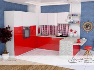 Кухня Ада - Мебельная фабрика «Волжская мебель»