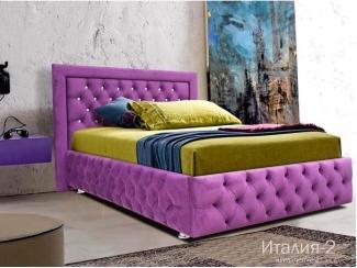 Кровать Италия 2 - Мебельная фабрика «ARISTA»