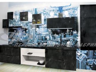 Кухонный гарнитур Сити прямой - Мебельная фабрика «Первая мебельная фабрика»