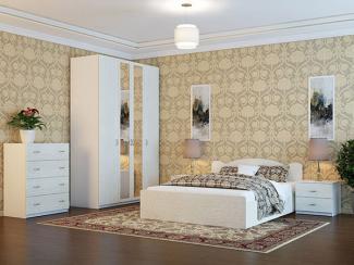 Спальня Классик-1 Мыло - Мебельная фабрика «МЭК»