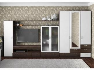 Гостиная с большим шкафом Новелла - Мебельная фабрика «Ольга»
