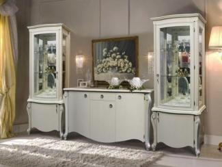 Мебель для гостиной Луиза - Мебельная фабрика «Молодечномебель»