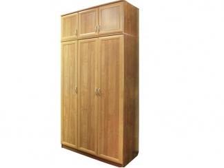 Шкаф платяной трехсворчатый с антресолью - Мебельная фабрика «Балтика мебель»