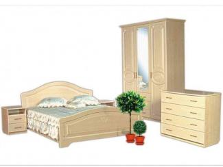 Спальня Жузель-2 МДФ
