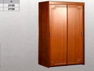 Шкаф - купе Орех - Мебельная фабрика «Мебельная Сказка»