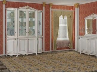 Гостиная VICENZA радиусная - Мебельная фабрика «Кубань-мебель»