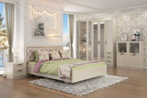 Модульная спальня Орион - Мебельная фабрика «Столлайн»