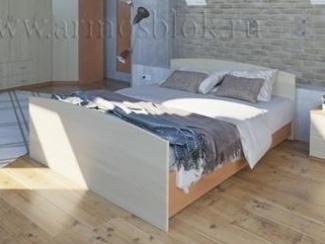 Кровать из дерева Камелия  - Мебельная фабрика «Армос», г. Иваново