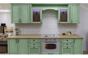 Кухонный гарнитур Амелия - Мебельная фабрика «Валенсия» г. Ульяновск