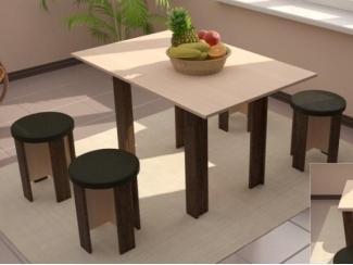 Обеденная группа Капучино 2 - Мебельная фабрика «Алсо»