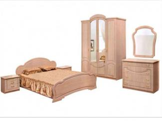 Спальня Камелина МДФ