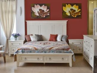 Кровать Manhattan - Импортёр мебели «Arbolis (Испания)»
