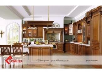 Кухня угловая Бергонцо - Мебельная фабрика «Симкор»