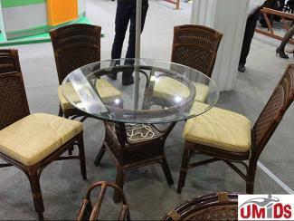 Мебельная выставка Краснодар: Плетеная мебель