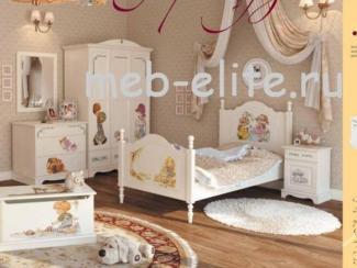 Детская Французкие мотивы - Импортёр мебели «MEB-ELITE (Китай)»