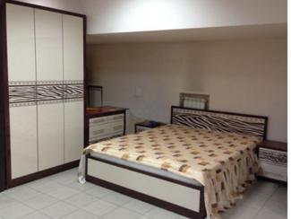 Спальный гарнитур Зебра