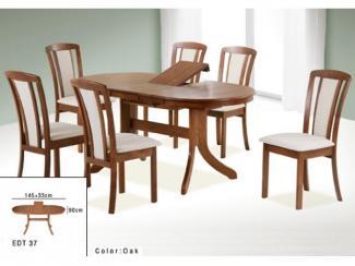 Обеденная группа массив - Мебельная фабрика «Илья-Сейф (Добрые кухни)»