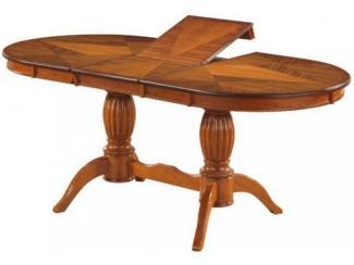 Стол овальный раскладной 3688М - Импортёр мебели «МебельТорг»