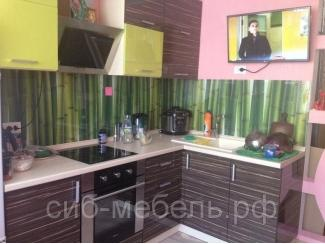 Кухня угловая  57 - Мебельная фабрика «Сиб-Мебель»