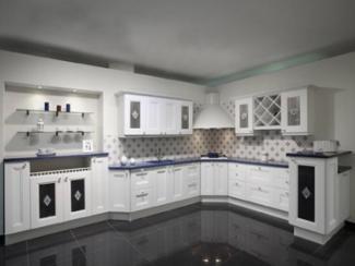 Кухня угловая Кантри 8 - Мебельная фабрика «ДСП-России»