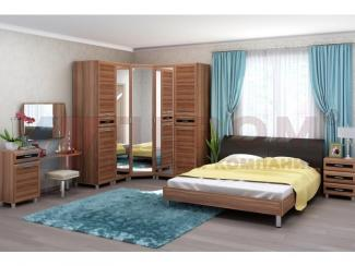 Спальный гарнитур Мелисса - Мебельная фабрика «Лером»