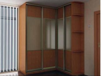 Шкаф-купе угловой 6 - Мебельная фабрика «Гранит», г. Пенза