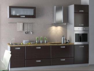 Кухня Черная жемчужина - Мебельная фабрика «Гармония мебель»