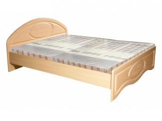 Кровать  Регина  - Мебельная фабрика «Диана»
