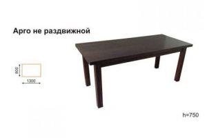Стул Арго не раздвижной - Мебельная фабрика «Вектра-мебель»