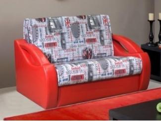 Яркий диван Аккорд 2 - Мебельная фабрика «Новый Взгляд», г. Белгород