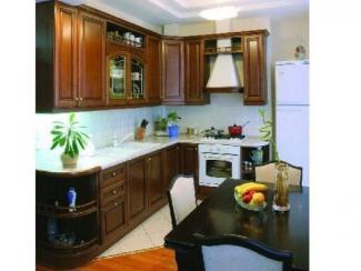 Кухонный гарнитур угловой Массив