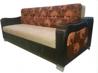 Прямой диван Рубин - Мебельная фабрика «Ваш Выбор»