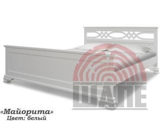Кровать Майорита в спальню - Мебельная фабрика «ВМК-Шале»