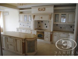 Кухонный гарнитур прямой 5 - Мебельная фабрика «Элмика»