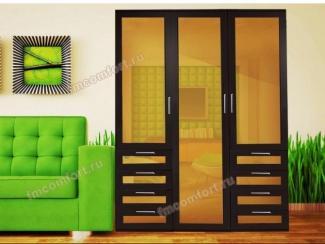 Шкаф Комфорт 3-8 - Мебельная фабрика «Комфорт»