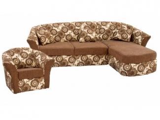 Угловой диван Уют - Мебельная фабрика «ТоргСиб»