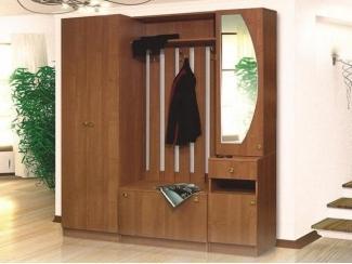 Коричневая мебель для прихожей  - Мебельная фабрика «Интерьер»