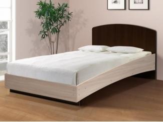 Простая кровать Мэри  - Мебельная фабрика «РиАл», г. Волжск