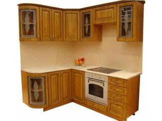 Кухня угловая Патина ольха - Мебельная фабрика «Техсервис»