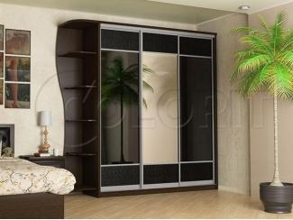 Шкаф-купе трехдверный    - Мебельная фабрика «Колорит»