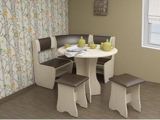 Кухонный угол Тип1 Мини 2 - Мебельная фабрика «Феникс»