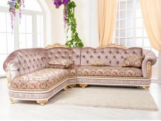 Диван угловой Белиссимо - Мебельная фабрика «Эдем-Самара»