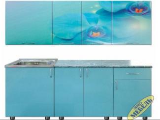 Кухня прямая 31 - Мебельная фабрика «Трио мебель»
