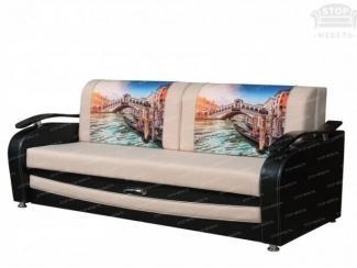Прямой диван Лидер 1 - Мебельная фабрика «STOP мебель»